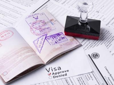 如何解读德国签证页?